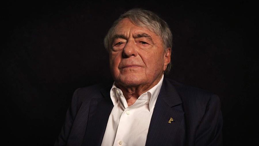 """Claude Lanzmann no documentário """"Claude Lanzmann: Spectres of the Shoah"""", de 2015 - Divulgação"""