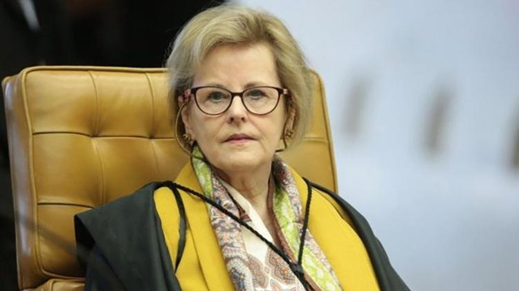 Ministra Rosa Weber é relatora da ação do PSOL que pede a descriminalização do aborto - Carlos Moura/STF - Carlos Moura/STF