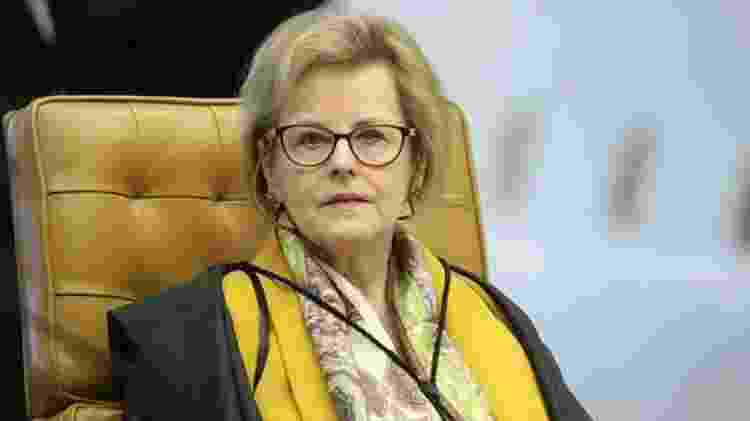 A ministra Rosa Weber, do STF - Carlos Moura/STF