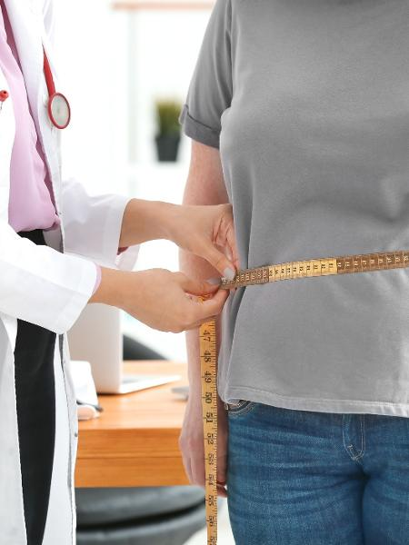 A obesidade cresceu mais entre adultos - iStock