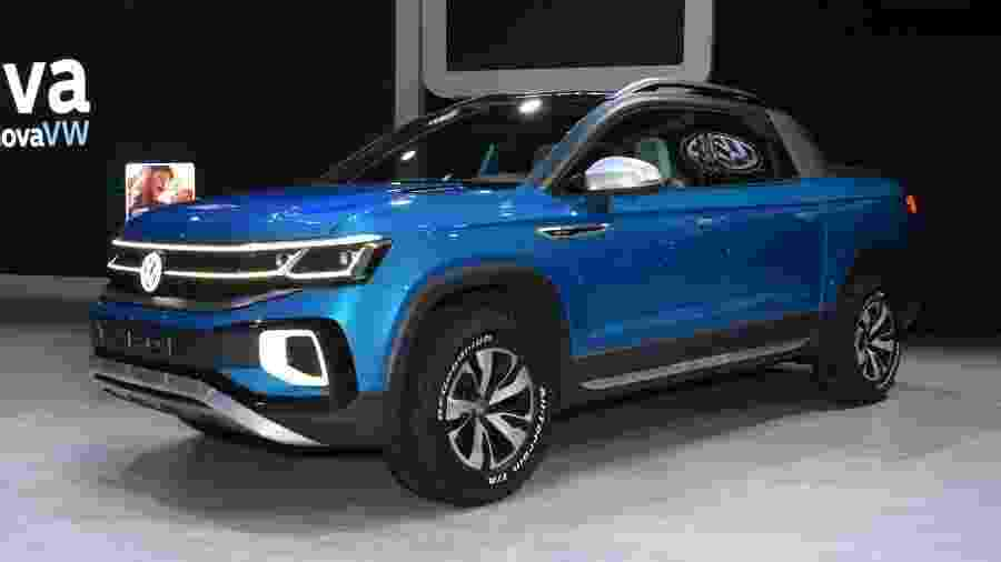 Volkswagen Tarok Concept - Murilo Góes/UOL