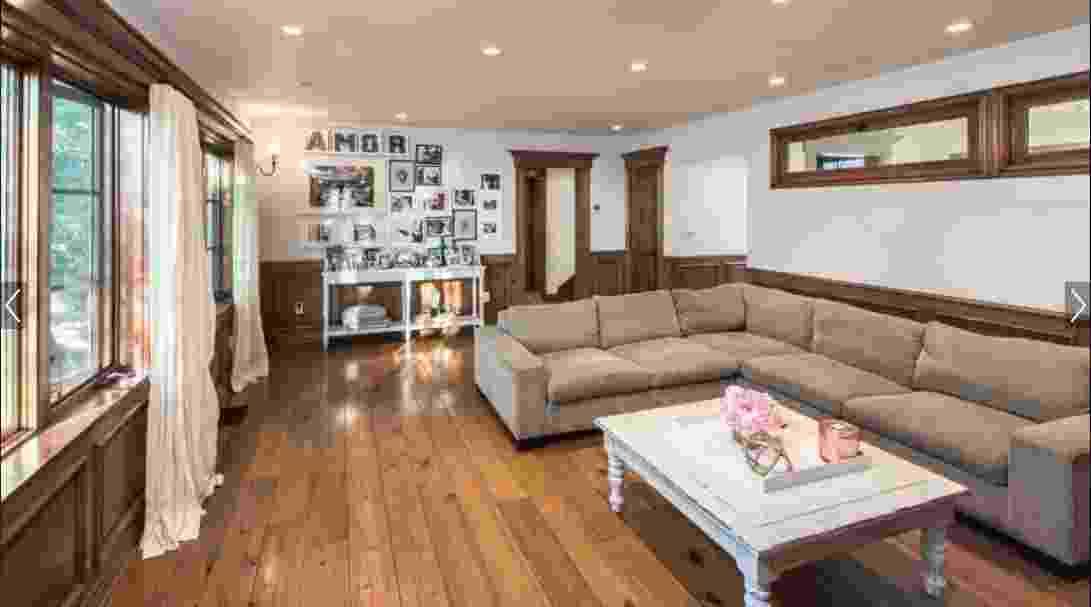 Detalhes da casa de Eva Longoria em Hollywood - Reprodução/TMZ/The MLS
