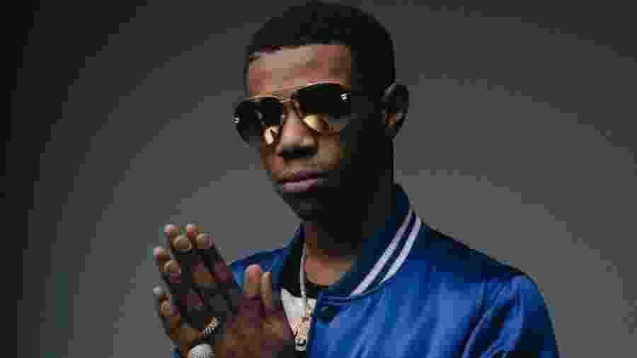 O rapper americano A Boogie Wit Da Hoodie - Divulgação