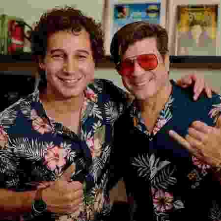 Rafael Almeida e Paulo Ricardo - Divulgação