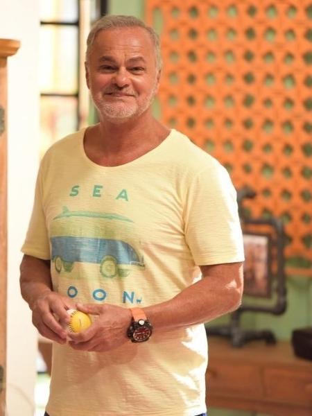 Dagoberto Almada (Kadu Moliterno) - Blad Meneghel / Record TV