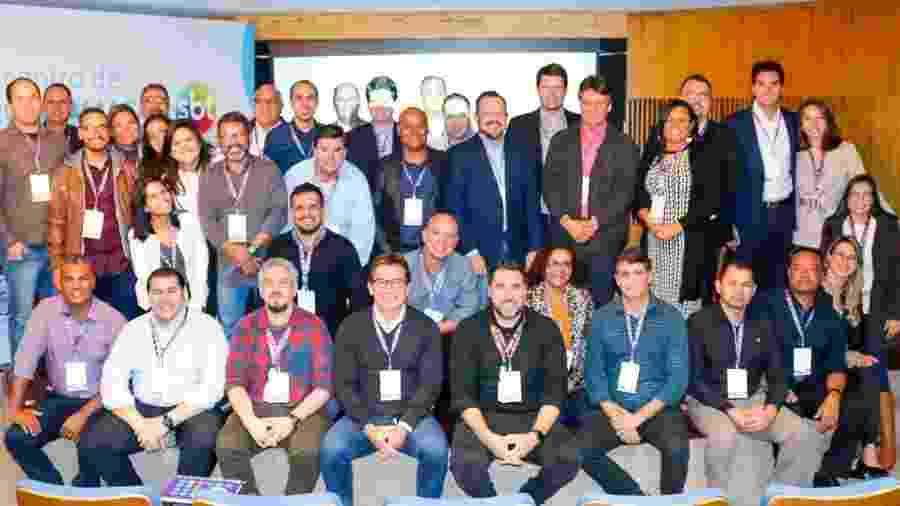 Todos os diretores de rede estão em reunião no SBT - SBT