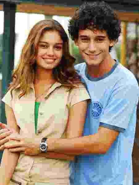 Sophie Charlotte e Rafael Almeida em Malhação - João Miguel Júnior/TV Globo