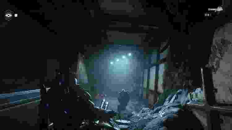 Gears 5 Luz - Reprodução - Reprodução