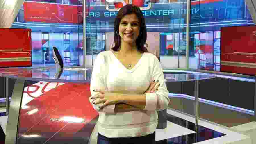 """Gláucia Santiago, uma das novas contratações da ESPN Brasil, vai apresentar o """"SportsCenter"""" - ESPN Brasil"""