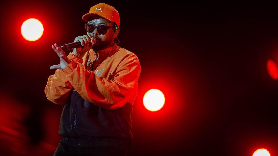 Rapper rebateu crítica de sociólogo por seu posicionamento - Folhapress