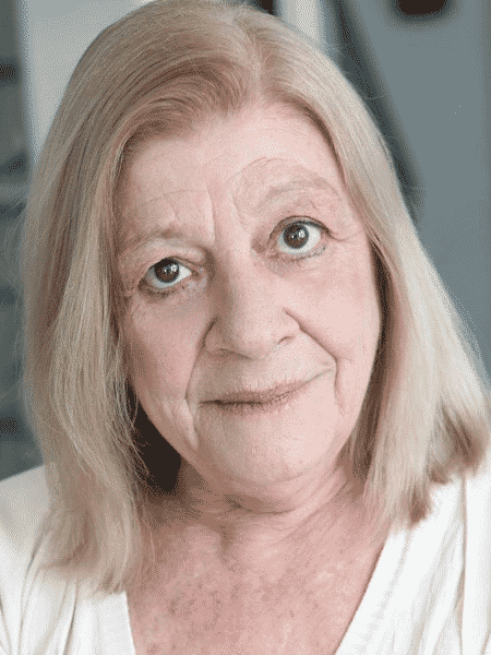 A atriz Inah de Carvalho - Reprodução/Facebook