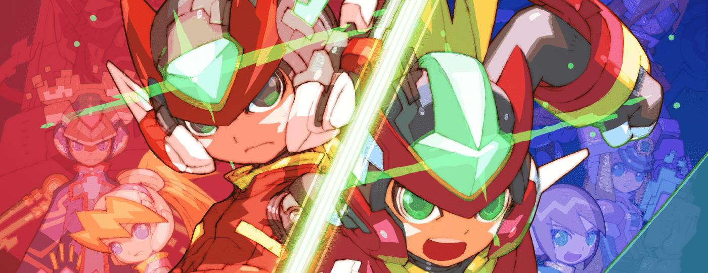 Mega Man Zero ZX Legacy Collection - Divulgação