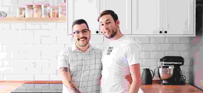 Kaio Gonçalves e Alexsandro Calado mostram a decoração da sua casa no Instagram @casacobre  - Instagram/casacobre