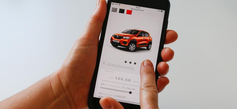 Analisar condições de compra é uma das recomendações ao comprar carro online - Rodolfo Bührer/Divulgação