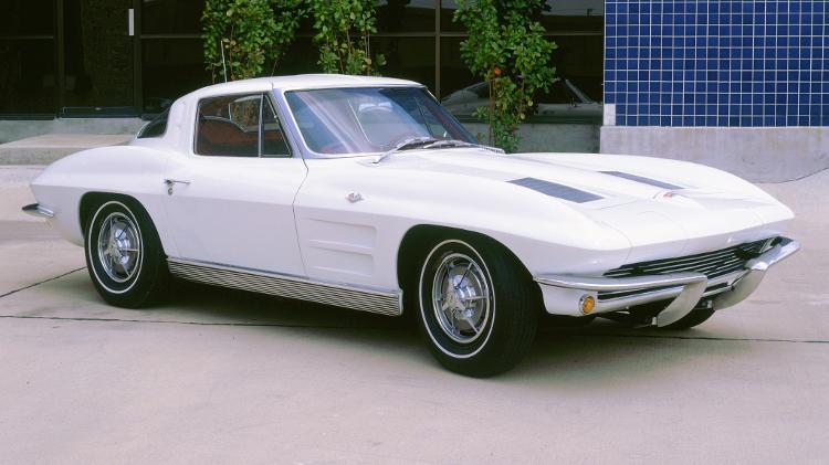 Corvette Stingray semelhante ao de Jeff Beck - Getty Images - Getty Images