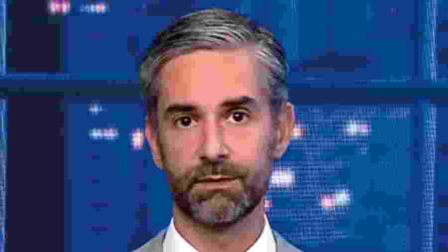 O advogado Augusto Arruda de Botelho seguirá na CNN - Reprodução