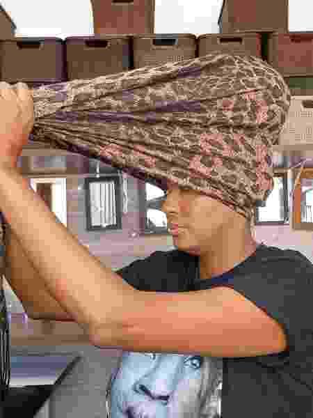 turbante - foto 11 - Déborah Moreno - Déborah Moreno
