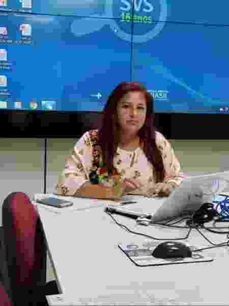 A paraense Maria Elias é presidente do Coletivo Coisa de Puta +  - Arquivo pessoal - Arquivo pessoal