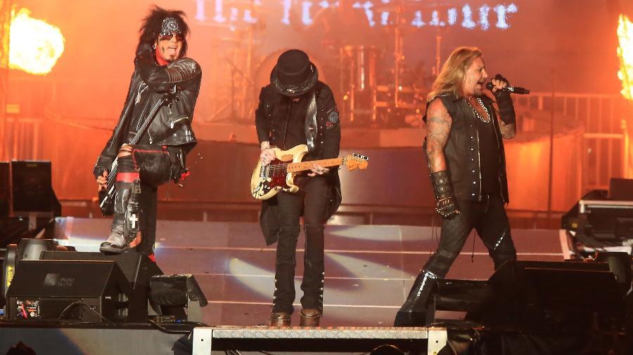 19.set.2015 - Mötley Crüe se apresenta no Palco Mundo no segundo dia do Rock in Rio 2015 - Marco Antonio Teixeira/UOL