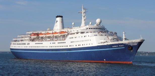 A mulher pensou que seu marido estivesse indo embora com o navio Marco Polo - Pjotr Mahhonin/Creative Commons