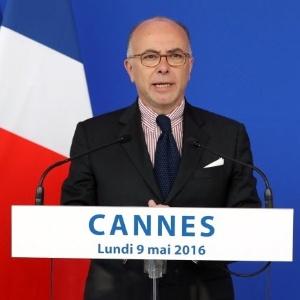 Bernard Cazeneuve, ministro do Interior da França
