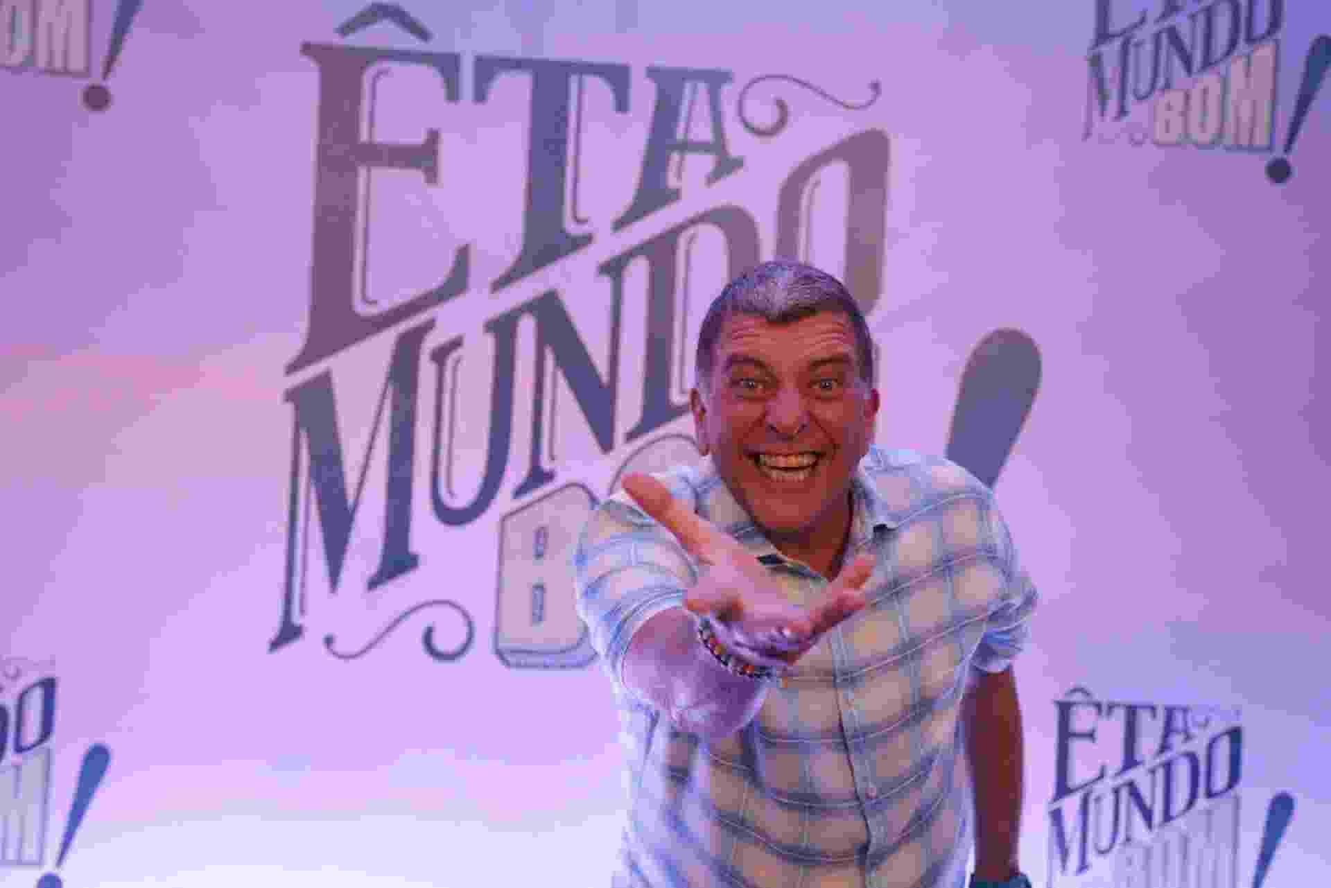 O diretor Jorge Fernando - Divulgação