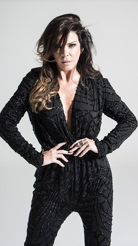 Gisele Fraga tem 47 anos e fez muito sucesso como modelo e atriz na década de 1990 - Khoa The Bui/Divulgação