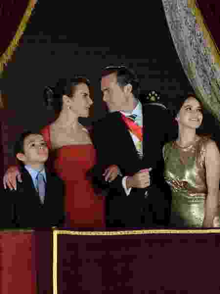 """Kate del Castillo e Erik Hayser são o casal presidencial de """"Ingobernable"""", série da Netflix - Ken Jacques/Netflix/Divulgação - Ken Jacques/Netflix/Divulgação"""