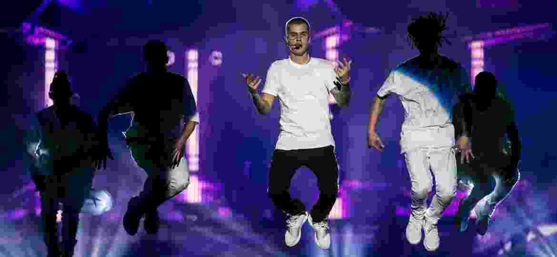 """Justin Bieber apresenta seu show da """"Purpose Tour"""" na Praça da Apoteose, no Rio de Janeiro - Bruna Prado/UOL"""