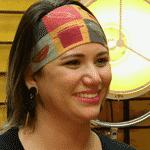 Luciana Braga - Masterchef - Reprodução/TV Bandeirantes