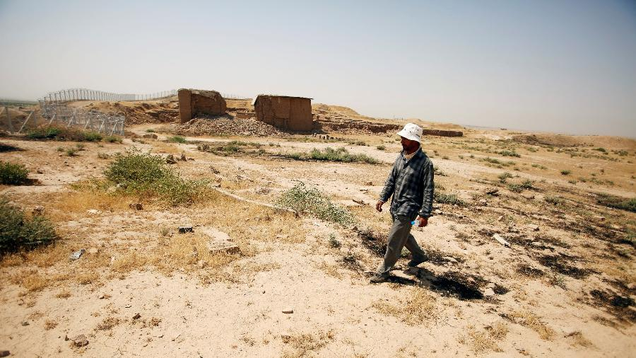 O que Israel e Agatha Christie têm em comum? - REUTERS/Khalid Al-Mousily