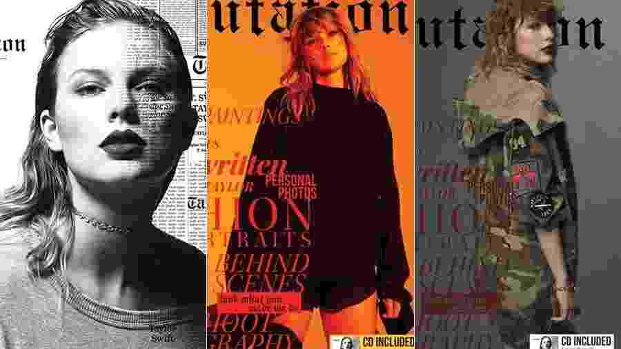 A nova fase de Taylor Swift - Rerpodução/Instagram