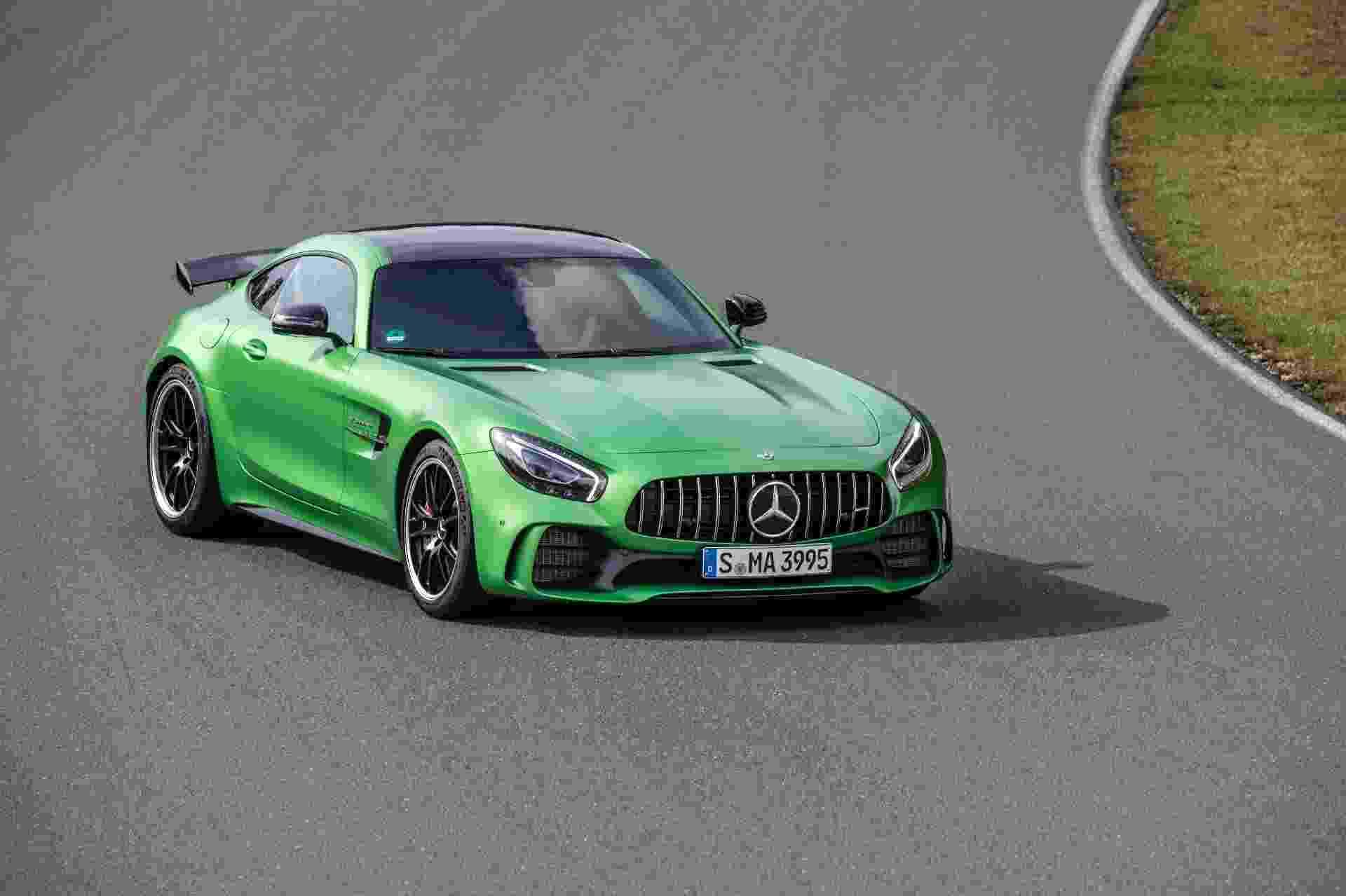 Mercedes-AMG GT R - Divulgação