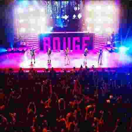 Rouge faz show de 15 anos no Rio de Janeiro - Reprodução Instagram/Karin Hils
