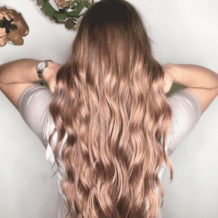 Rosé gold: o novo tom do momento - Reprodução/Instagram