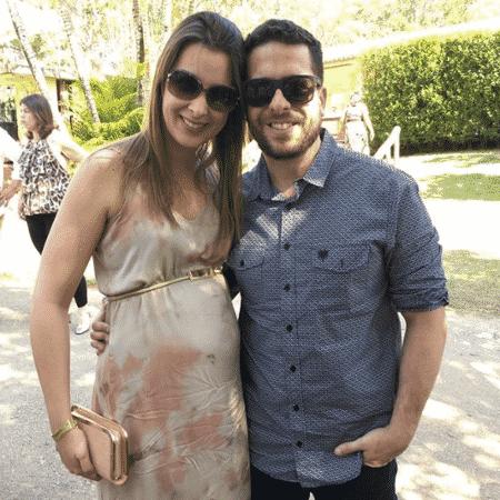 Maurício Meirelles e Emily Borges - Reprodução/Instagram/maumeirelles