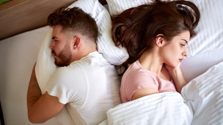 Em alguns casos, a incompatibilidade sexual pode ser uma impressão apenas de uma das partes - Getty Images