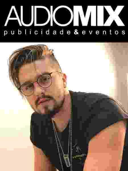 Luan Santana acerta parceria com a Audio Mix - Will Aleixo