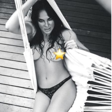 Leticia Birkheuer - Reprodução/Instagram
