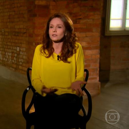 """Ex-VJ da MTV, Cuca Lazzarotto fala de sua depressão no """"Bem Estar"""" - Reprodução/Globo"""
