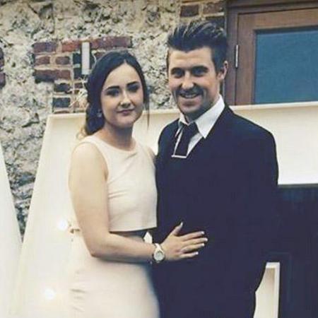 Georgia, 24, quis fazer um apequena vingança contra o ex-companheiro, que a traiu enquanto ela estava grávida - Reprodução/Instagram