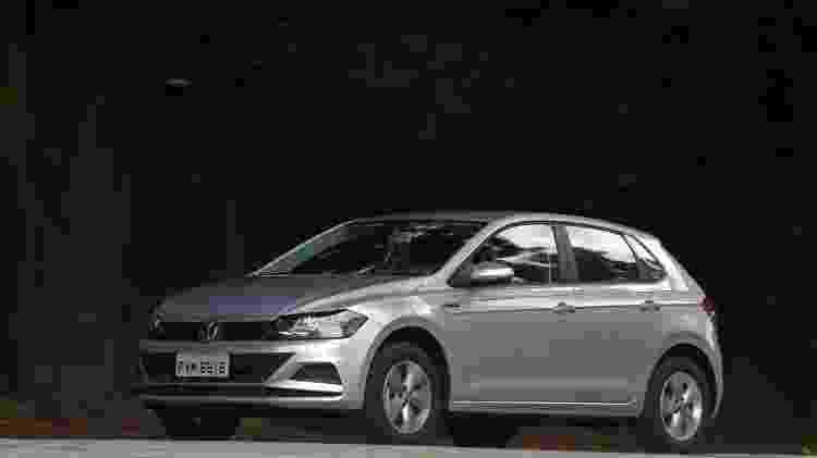 """Novo Polo abriu """"pacotão"""" de novidades da VW em 2017 - Murilo Góes/UOL"""