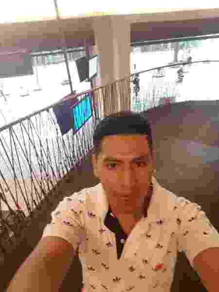 Nilton Vargas Aruquipa - Arquivo Pessoal - Arquivo Pessoal