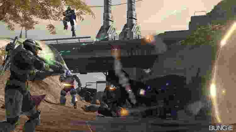 Halo 3 Review 1 - Divulgação - Divulgação