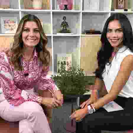 Fabiana Scaranzi fala da carreira no programa Sensacional  - Divulgação