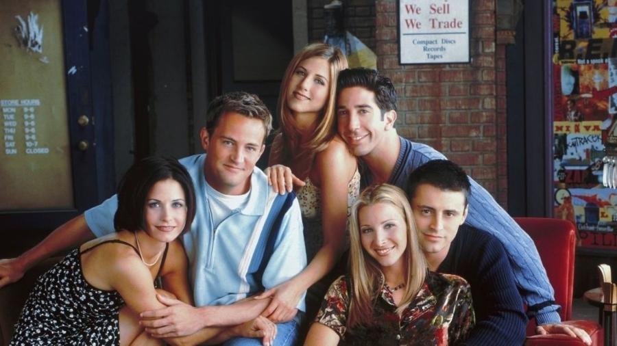 """""""Friends"""" ganha cruzeiro temático por até R$ 15,3 mil - Divulgação"""