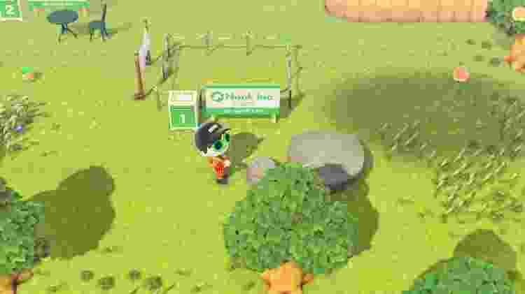 Animal Crossing Review 4 - Reprodução - Reprodução