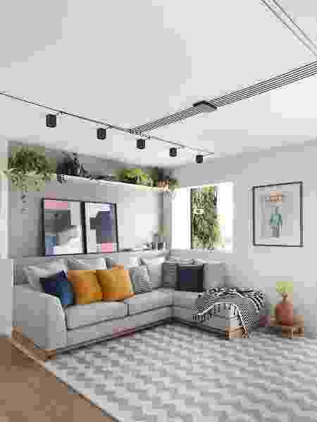 Tubulações criam estilo moderno para a decoração da casa - Reprodução/Pinterest