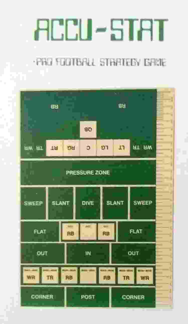 Pro Football Strategy Game - The Illustrated History of Electronic Games - The Illustrated History of Electronic Games