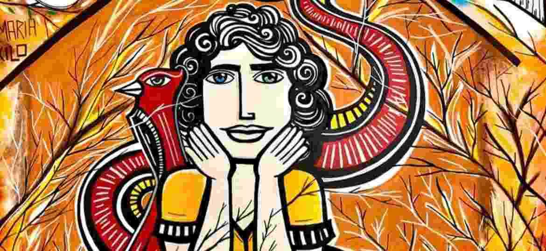 Xilogravura feita por Louane Martins: arte tradicional revisitada, com foco no Nordeste e em temas da atualidade - Arquivo Pessoal